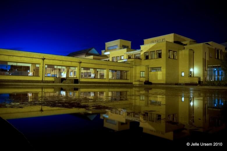Museon - Mooie reflecties bij 't museon
