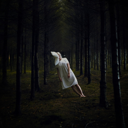 Insomnia swept her off her feet again