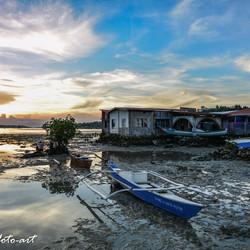 Eb tussen de eilanden Panglou en Bohol