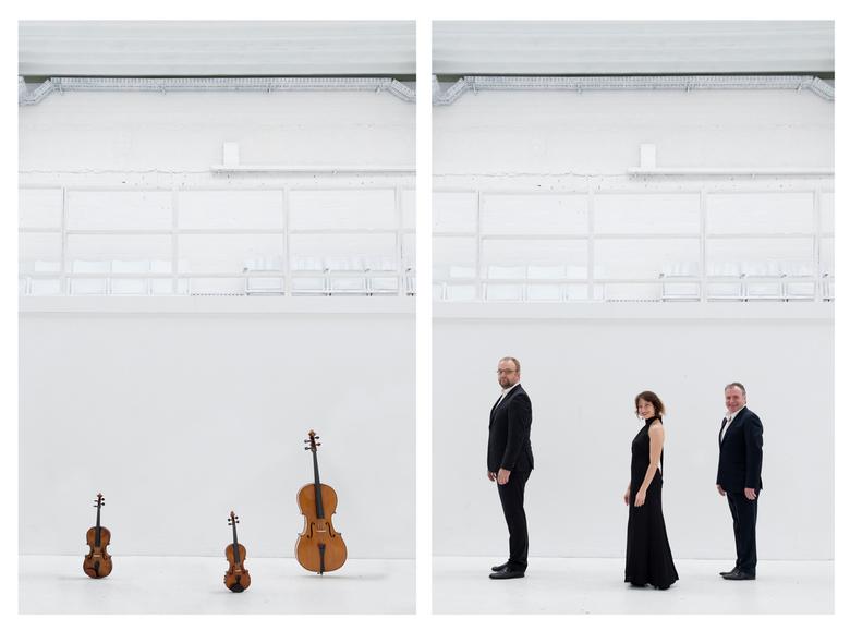 Triofenix - Triofenix<br /> <br /> viool: Shirly Laub<br /> altviool: Tony Nys<br /> cello: Karel Steylaerts <br /> <br /> meer foto&#039;s op w