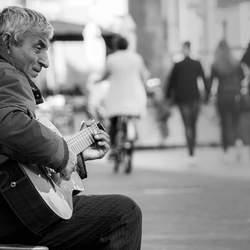 Straatmuzikanten #1