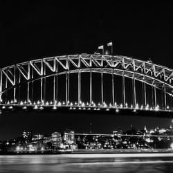 Harbor Bridge Melbourne