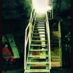 Stairway to..?