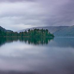 Loch Lochy Panorama Schotland