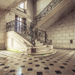 Stairs of a princess