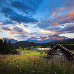Geroldsee Sundown