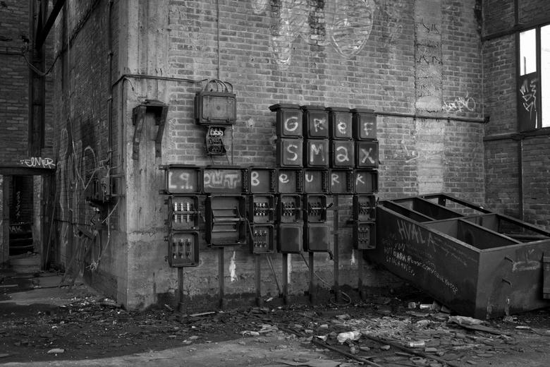 Cheratte_10 - Oude mijn in België