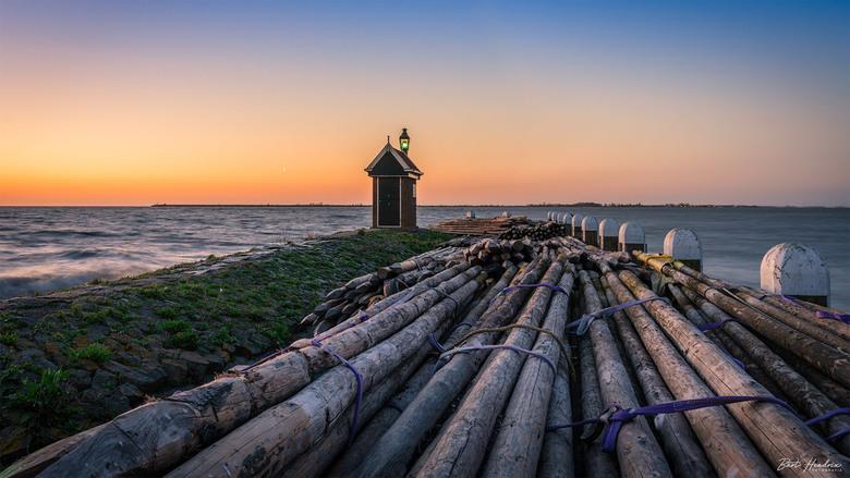 Havenhoofd Volendam - Havenhoofd - Volendam