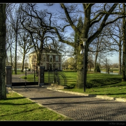 Landhuis (HDR)