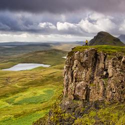 Quiraing, Isle of Skye I