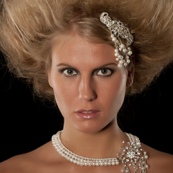 Model Vicky