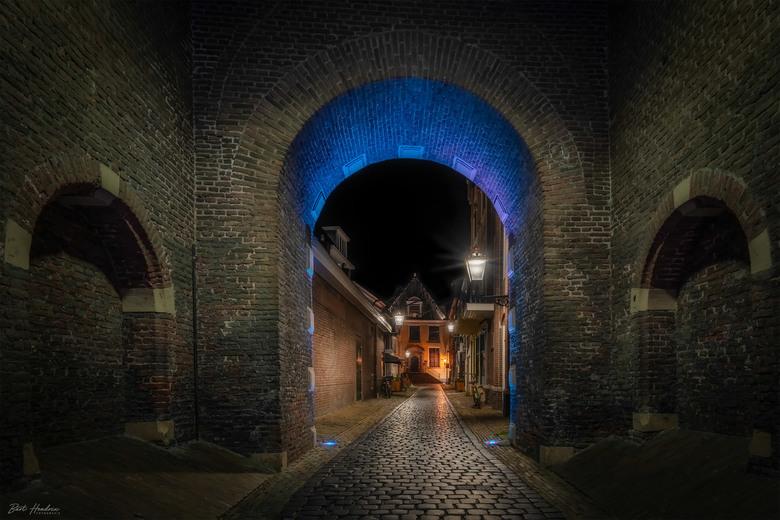 Onder de toren - Onde de Nieuwe Toren - Kampen
