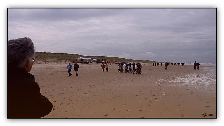 Strandleven. -