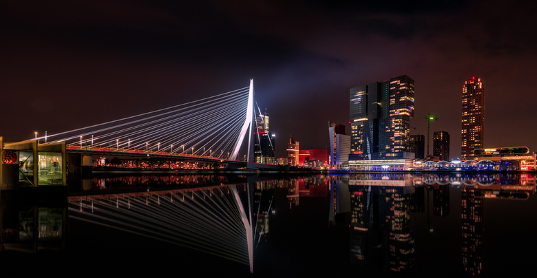 Een avond in Rotterdam