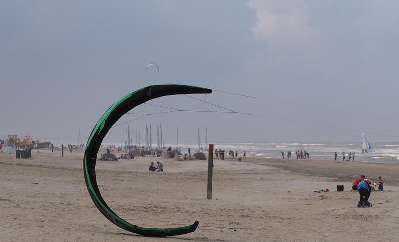 Catamaran Race - Gisteren een fijne wandeling in Zandvoort ...<br /> en we belanden bij de Catamaran race Eneco <br /> Het Beeld in een Surf.