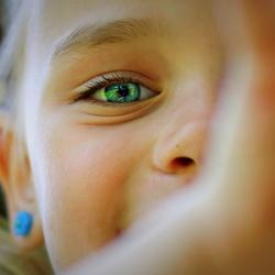 Kinderen voor de lens
