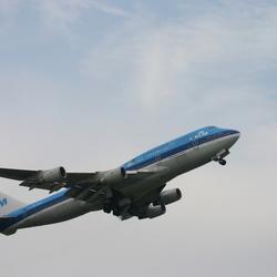 Steigende Boeing