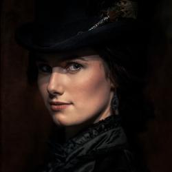 Lady (kleurversie)