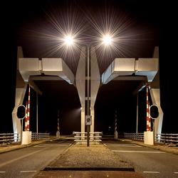 Groningen, Westerbrug (1) E.T. kwam langs.