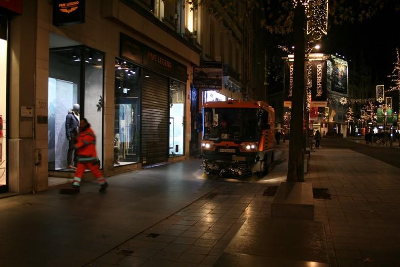 Meir Antwerpen - Alles schoonvegen na de gezelligheid