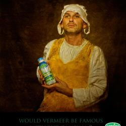 Would Vermeer be famous without Campina?