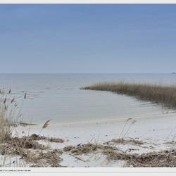 Makkumernoardwaard.... IJsselmeer en witte stranden
