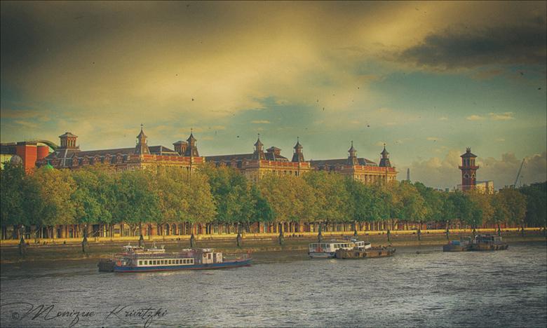 Londen ... -