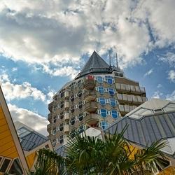 Kubus huizen Rotterdam