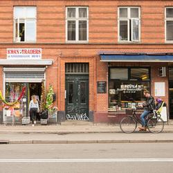 Kopenhagen - Norrebro - Norrebrogade