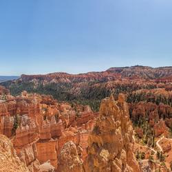 Wide Angle Canyon