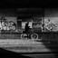 De fietser, zijn telefoon en de graffiti....