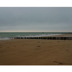 Strand bij Vlissingen