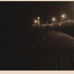 Nieuwpoort by night 2