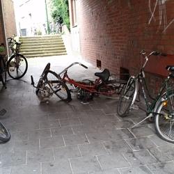 wie wil er een fiets