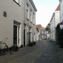 Straatje in Kampen.