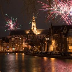 Nieuwjaar in Haarlem