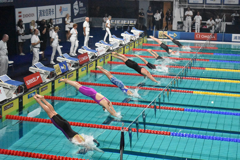 Swimming World Cup 2018 -