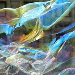 Abstract zeepsop