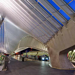 Blue Hour Calatrava Luik