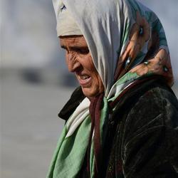 Berber vrouw