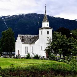 Kerk Ulvik