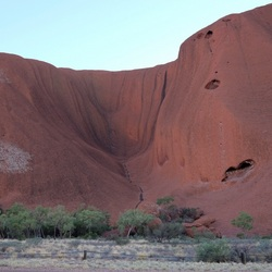Ayers Rock, Australie