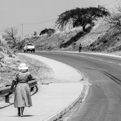 Zuid-Afrika, on the road again