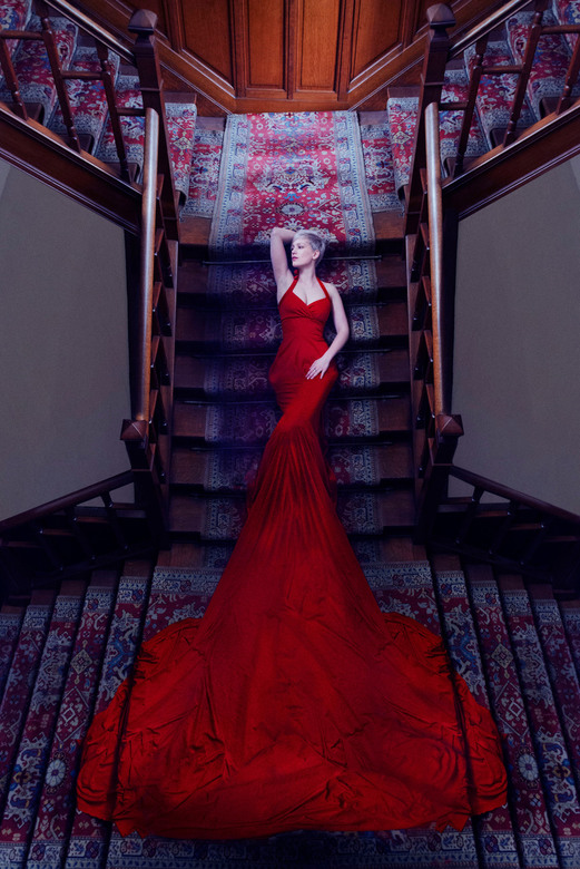 I - Model: Annemie Decommer (Anina)<br /> <br /> Deel van de serie &#039;Som Ting Wong&#039;<br /> <br /> De volledige serie kan je vinden op: www
