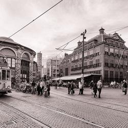 Centrum Den Haag oktober 2014