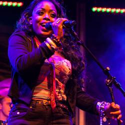 Kizzzy McHugh - Jazzfestival Delft 2013