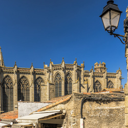 Kerk Carcasonne