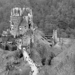 Burg Eltz - Duitsland
