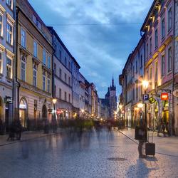 Krakau - Florianska