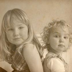 mijn meisjes